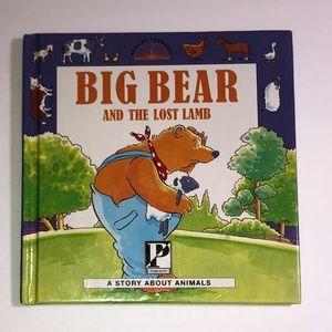 Big Bear And The Lost Lamb